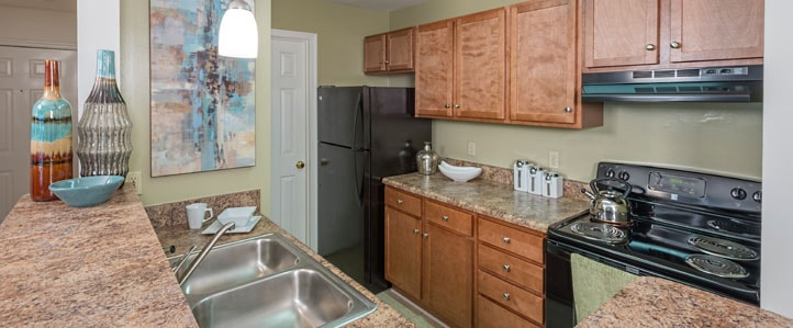 Charlottesville Apartments for Rent Kitchen