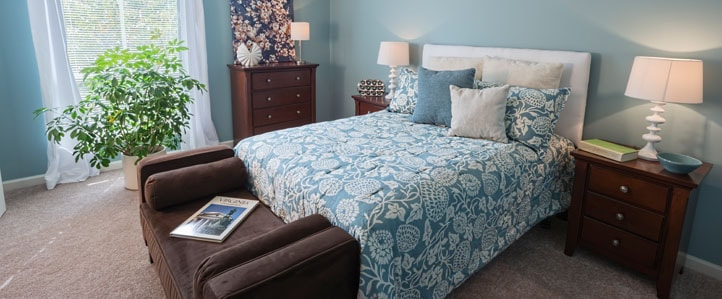 Charlottesville luxury apartment floorplans lakeside for One bedroom apartments in charlottesville va