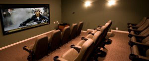 Charlottesville Apartments with Movie Theater