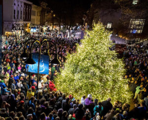 Holiday Cheer in Charlottesville