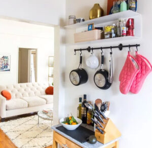 Make the Most of your Apartment Storage Space