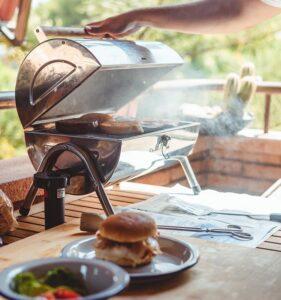 Enjoy an Apartment Friendly Barbecue