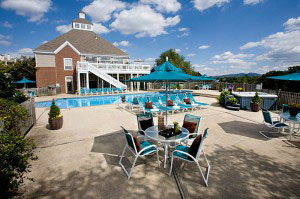 Luxury Apartments in Charlottesville with Pool