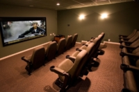 Charlottesville Apartment with Movie Theater