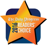 Lakeside Apartments in Charlottesville won the Readers Choice Award 2016