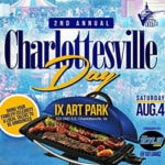 2nd Annual Charlottesville Day
