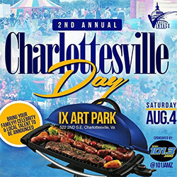 Charlottesville Day Event