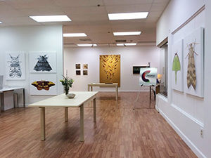 Chroma Projects Art Laboratory in Charlottesville Va