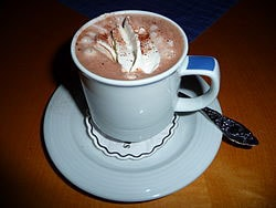 Hot Chocolate Bar – January 22nd!