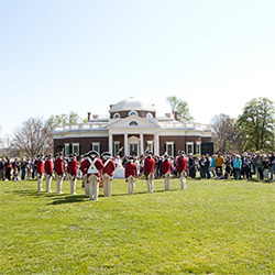 Founder's Day and Jefferson's Birthday Celebration
