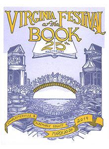 Virginia Book Festival in Charlottesville VA